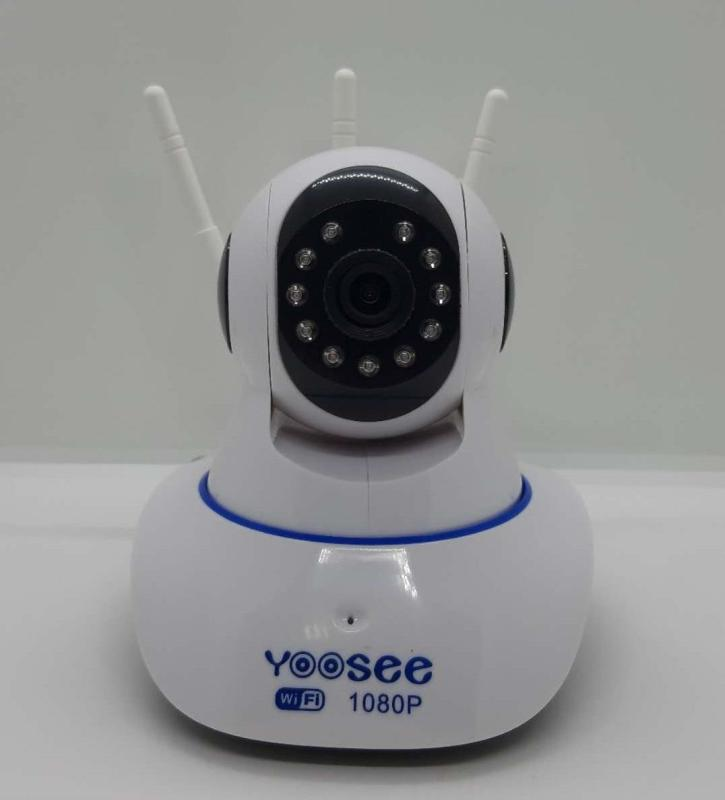 Camera wifi/ip app yoosee 3 râu trong nhà  FULL HD 1080P - 2.0MP
