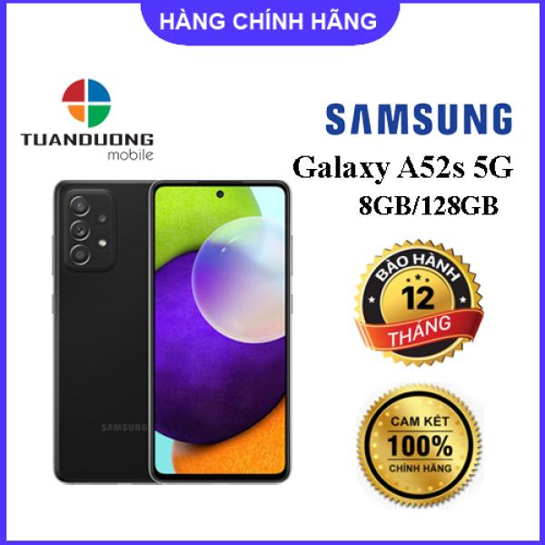 Điện thoại Samsung Galaxy A52s 5G (8GB/128GB) Hàng Chính Hãng