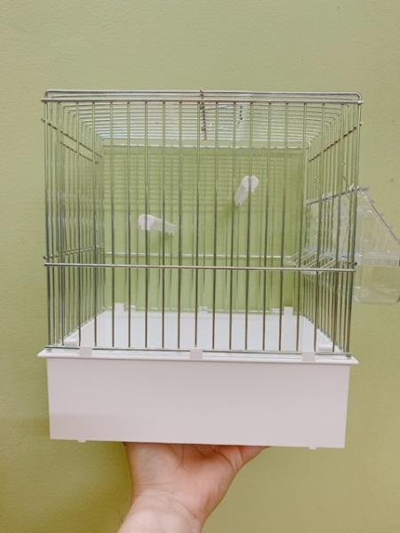 Lồng nuôi chim Yến size nhỏ 27.5 cao