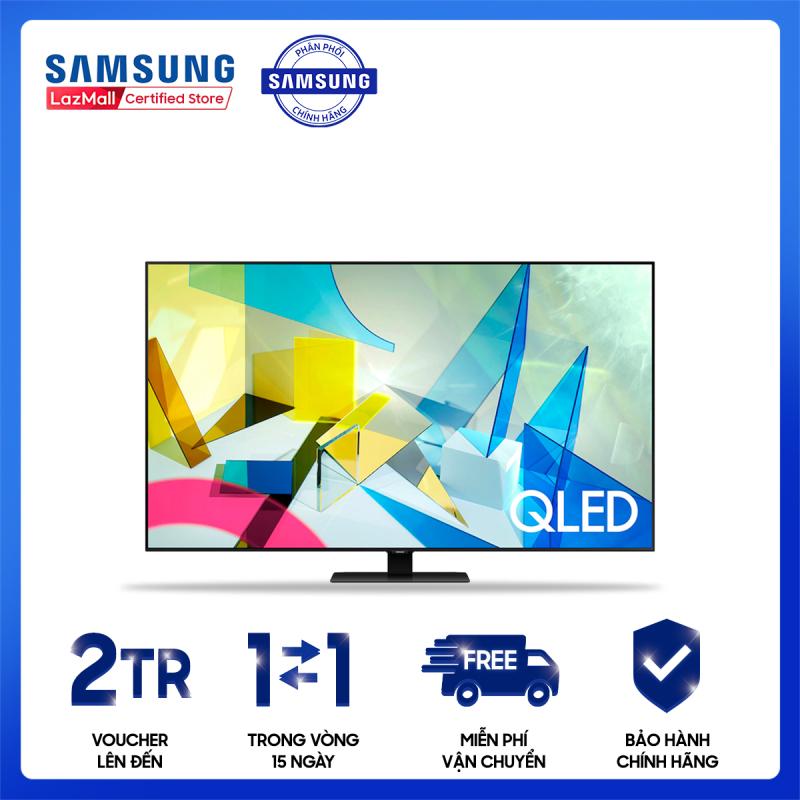 Smart Tivi QLED Samsung 4K 55inch QA55Q80TAKXXV[Hàng chính hãng, Miễn phí vận chuyển] chính hãng