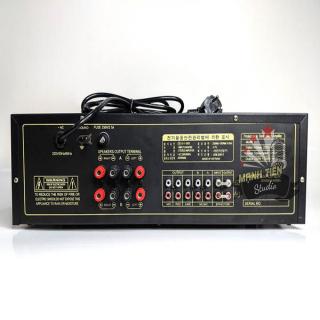 Amply Karaoke Jarguar Suhyoung PA-203III, sử dụng từ 8 sò công suất lớn và 4 tụ công suất lớn Cho Âm Thanh Cực Hay. BH 12T thumbnail