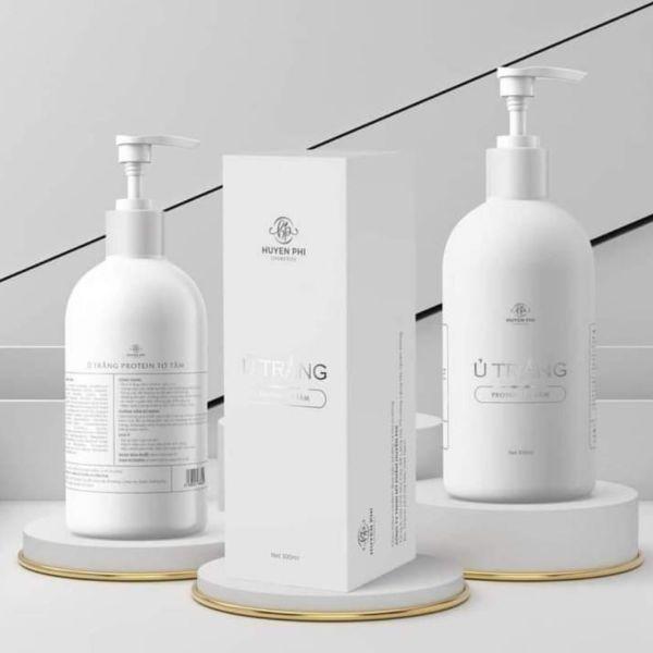 Ủ trắng tơ tằm Bật 3-5 tone ngay lần đầu dùng giá rẻ