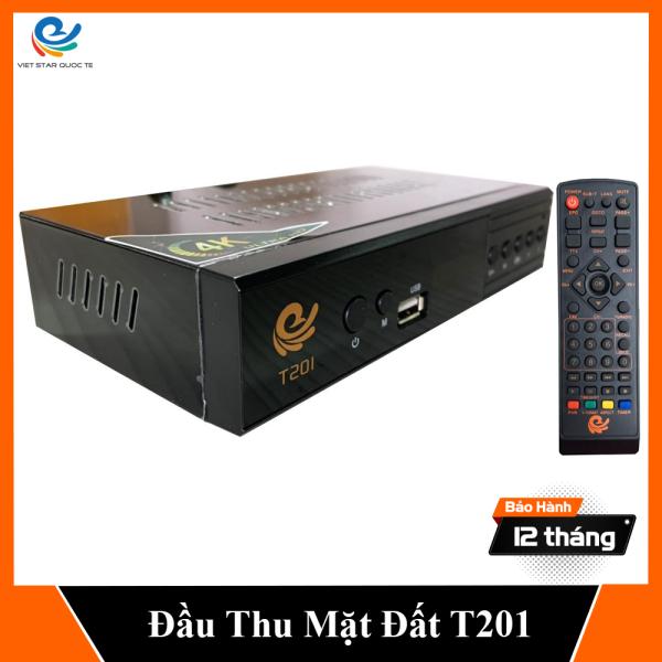 Bảng giá [COMBO] Đầu Thu Truyền Hình Kỹ Thuật Số DVB T2 Đầu Thu Truyền Hình Mặt Đất T201 Thu Vệ Tinh HD Bảo Hành 12 Tháng Điện máy Pico