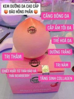 [Mua 1 Tặng 1]Đào Hồng Phấn Zenpali, Dưỡng Trắng, Giảm Thâm, Nám, Tàn Nhang, siêu phẩm dưỡng da - 30Gr Vala Store thumbnail