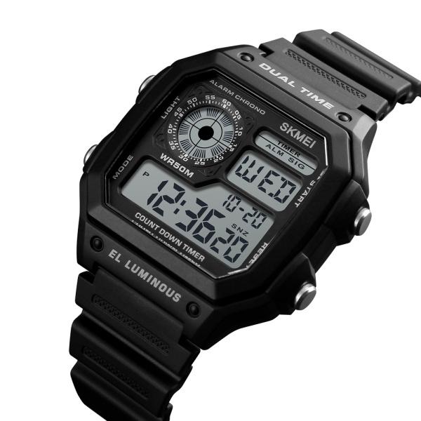 [BH 2 NĂM] [THEO DÕI SHOP NHẬN VOUCHER 10K] Đồng hồ nam dây pu SKMEI 1299 TREND 2020 (TẶNG HỘP VÀ PIN) bán chạy
