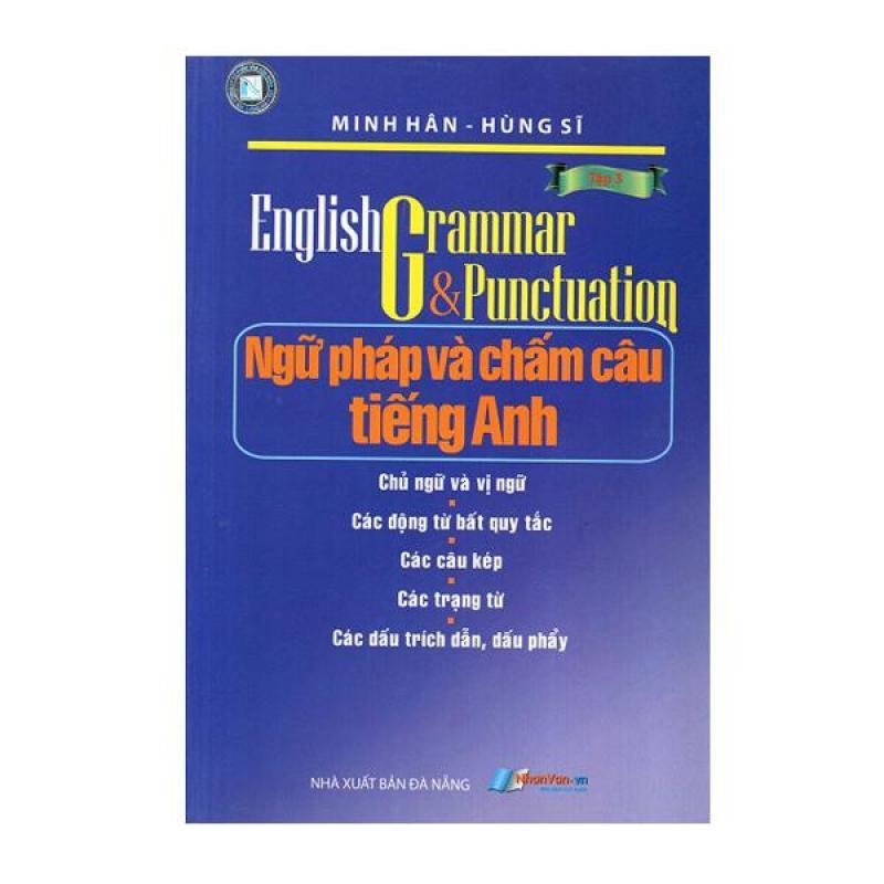 Ngữ Pháp Và Chấm Câu Tiếng Anh (Tập 3) - 8935072878412