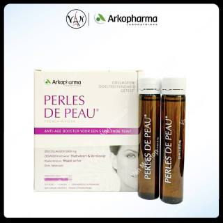 Nước uống đẹp da Arkopharma Perles De Peau 10 ống thumbnail