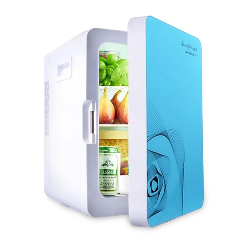Tủ Lạng Mini 2 Chế Độ Nóng Lạnh 4 lít MR-TL4L Cho Gia Đình, Tủ Lạnh Mini Dành Cho Ôtô