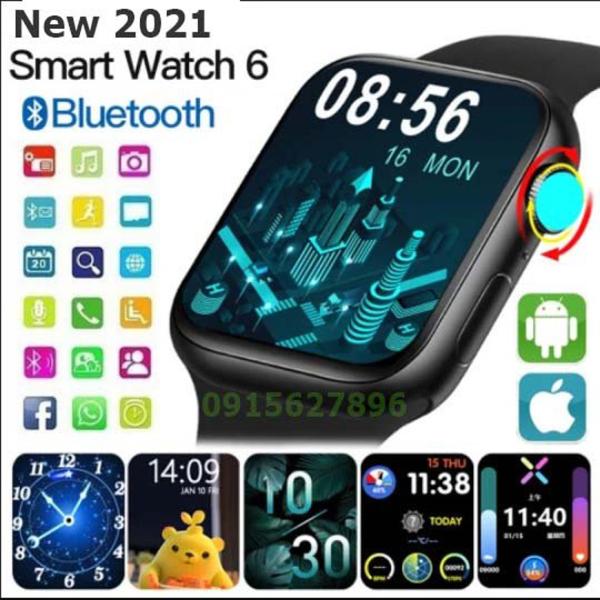 [BẢN CAO CẤP FULL TÍNH NĂNG] HW22 PRO, Đồng hồ thông minh Apple Watch Series 6 - hw22 pro smartwatch Sạc Không Dây, Màn Hình Tràn Viền , Đổi Hình Nền Chống Nước Chuẩn IP68, Theo Dõi Giấc Ngủ, Đo Nhịp Tim, Chơi Game...