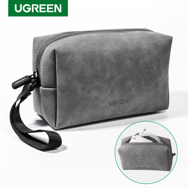 UGREEN Accessories Storage Bag / Notebook bag Box Charger Charging Headset Mouse Accessories Storage Bag Large Capacity Travel Portable Bag Power Bag Suitable for Apple Macbook Computer