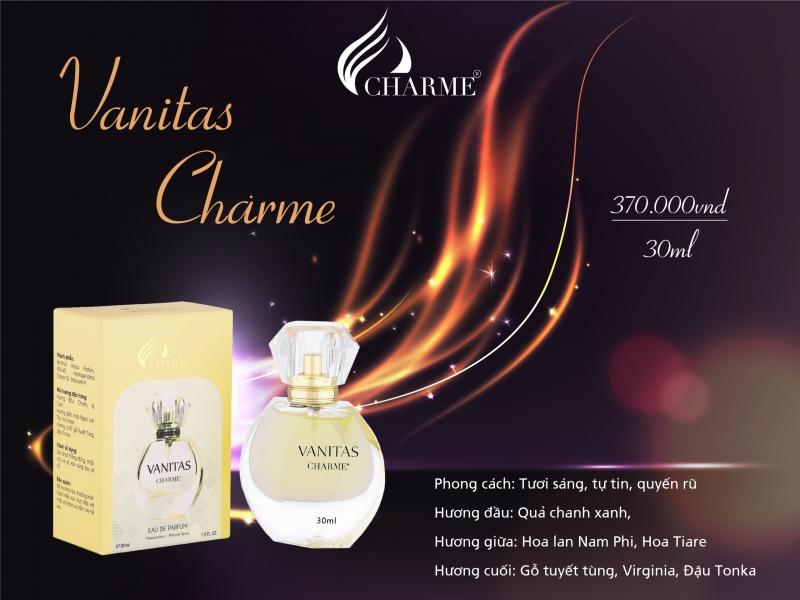 Nước hoa nữ Vanitas (30ml) - NHẸ NHÀNG, QUYẾN RŨ ĐẦY QUÝ PHÁI nhập khẩu