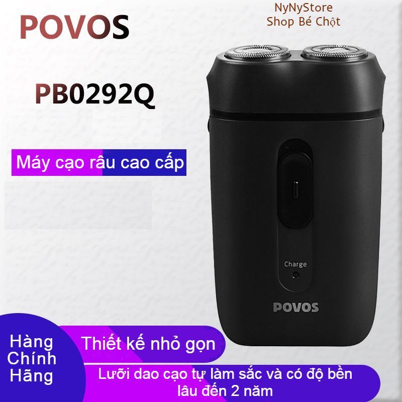 Giá Máy Cạo Râu Cho Nam POVOS PB0292Q