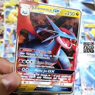 Bài Pokemon Thường cán bóng 1 mặt ngẫu nhiên (CAM KẾT KHÔNG TRÙNG) TẶNG 1 lá phản quang đặt biệt khi mua 20 lá [ 1459 R A ] 3