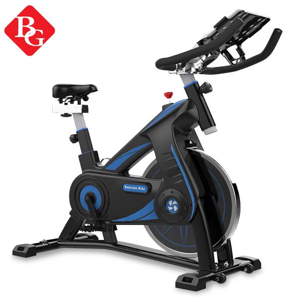 (ẢNH THẬT & VIDEO)BG-Xe đạp thể dục thể thao SPINING BIKE S301 có giá để ipad  NEW 2021