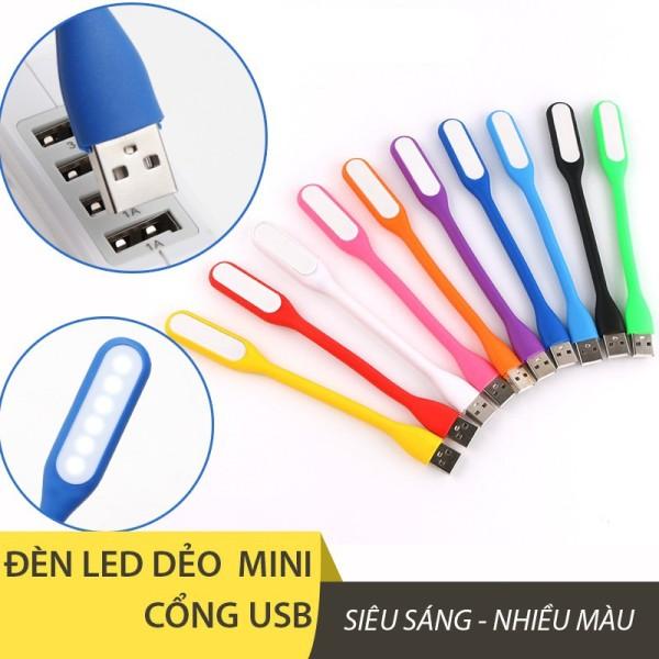 Bảng giá Đèn LED USB siêu sáng cắm nguồn usb (màu ngẫu nhiên) - Đèn USB nhiều màu - Đèn máy tính - thế giới sỉ lẻ 4 Phong Vũ
