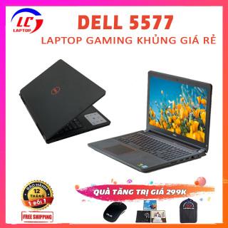 Laptop Siêu Khủng Gaming, Laptop Dell 5577, i7-7700HQ, VGA Nvidia GTX 1050-4G, Màn 15.6 FullHD, Laptop Dell, LaptopLC298 thumbnail