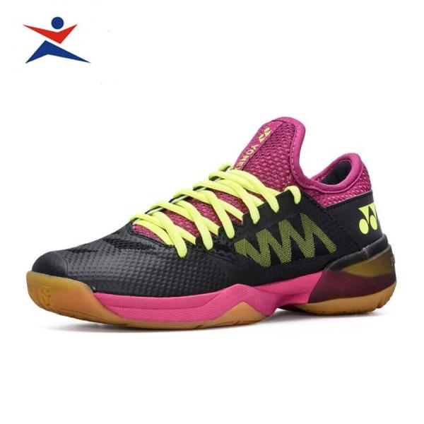 Giày cầu lông nam Yonex cao cấp, giày có 3 màu lựa chọn,giày đế kếp chơi được sân bê tông-giày chơi bóng chuyền-giày thể thao cao cấp