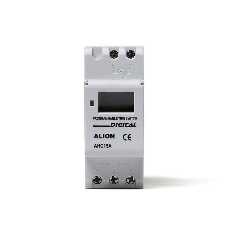 Công tắc hẹn giờ lập trình điện tử AHC15A
