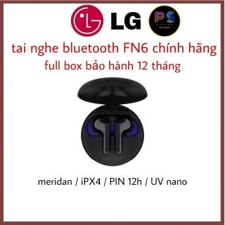 Tai nghe Bluetooth True Wireless LG HBS-FN6 thumbnail