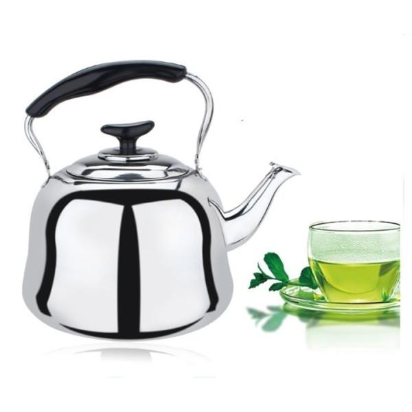 [INOX CAO CẤP] Ấm đun nước 5L LIT inox cao cấp - Ấm đun nấu nước dùng được bếp từ