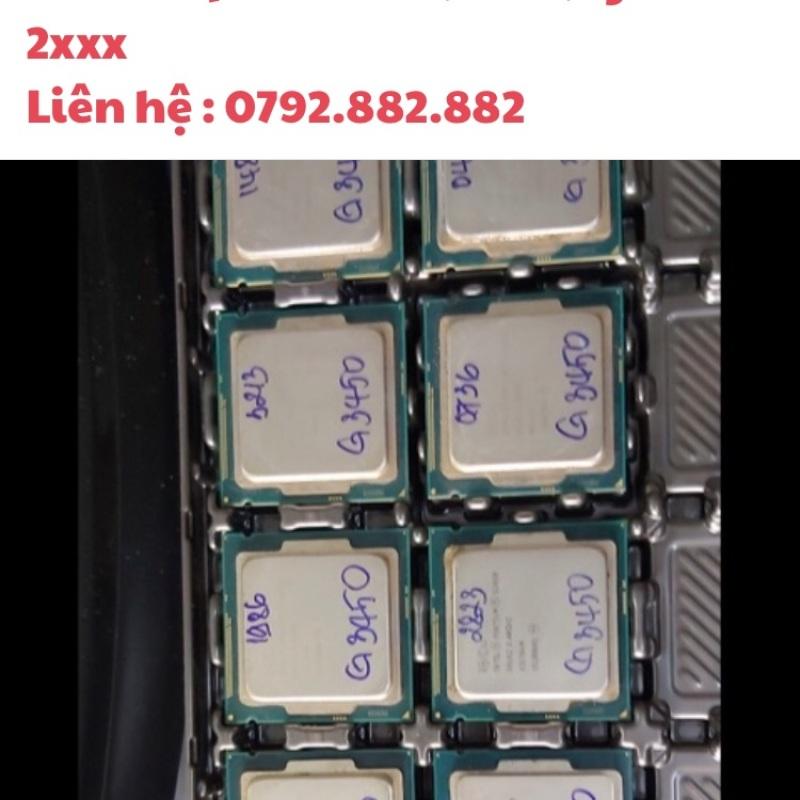 Bảng giá Cpu G3450 Sk 1150 . Giá 270k Phong Vũ