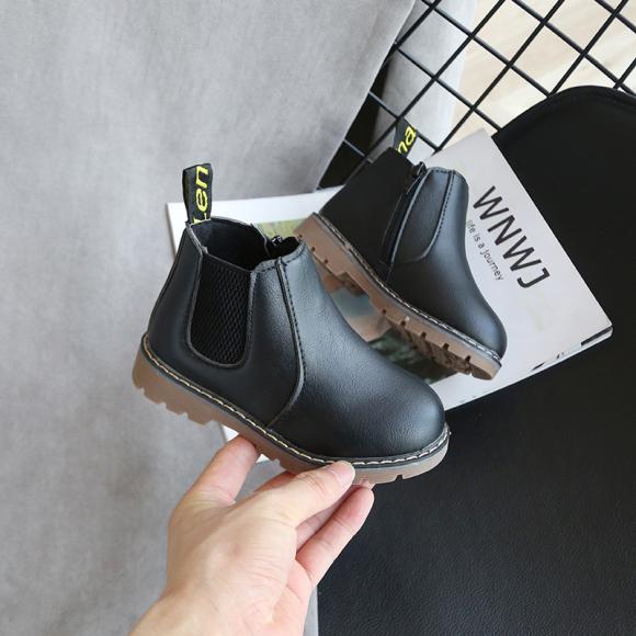 Giầy Bốt cao cổ cho bé trai và bé gái Boots trẻ em giá rẻ
