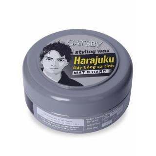 Wax tạo kiểu tóc Gatsby Mat & Hard hộp 75g sản phẩm tốt chất lượng cao an toàn khi sử dụng giá thành hợp lý là một mặt hàng cần thiết cho gia đình của bạn