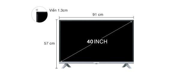 Bảng giá Smart Tivi DARLING 40 Inch 40FH960S