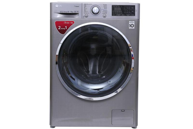 Bảng giá Máy giặt sấy LG inverter 9kg FC1409D4E, Tốc độ quay vắt 1400 vòng/phút, Giặt 6 chuyển động, Bảo hành 2 năm Điện máy Pico