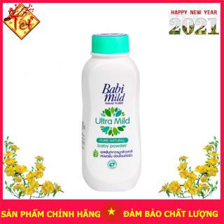Phấn thơm bé Babi mild Thái lan 180g (Xanh) thumbnail