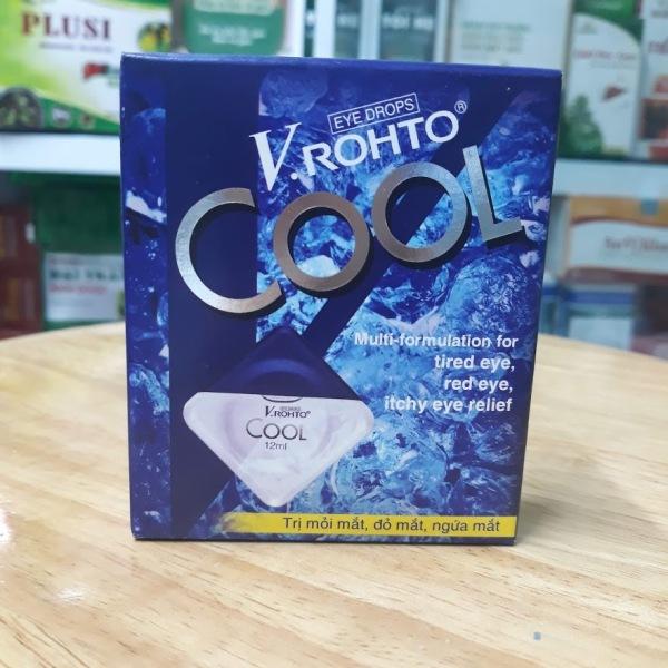 NƯỚC NHỎ MẮT V.ROHTO COOL