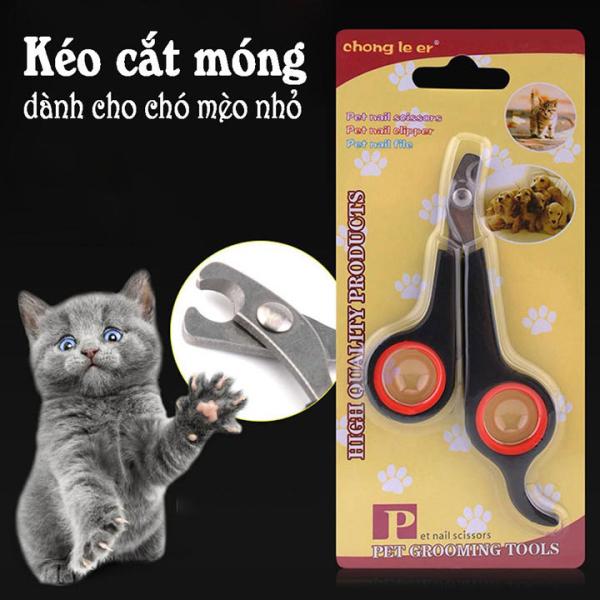 Kéo cắt móng dành cho mèo và chó con