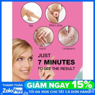 MaBox Kem Tẩy Lông Toàn Thân Mịn Màng Chăm Sóc Da Với Chiết Xuất Thảo Dược thumbnail