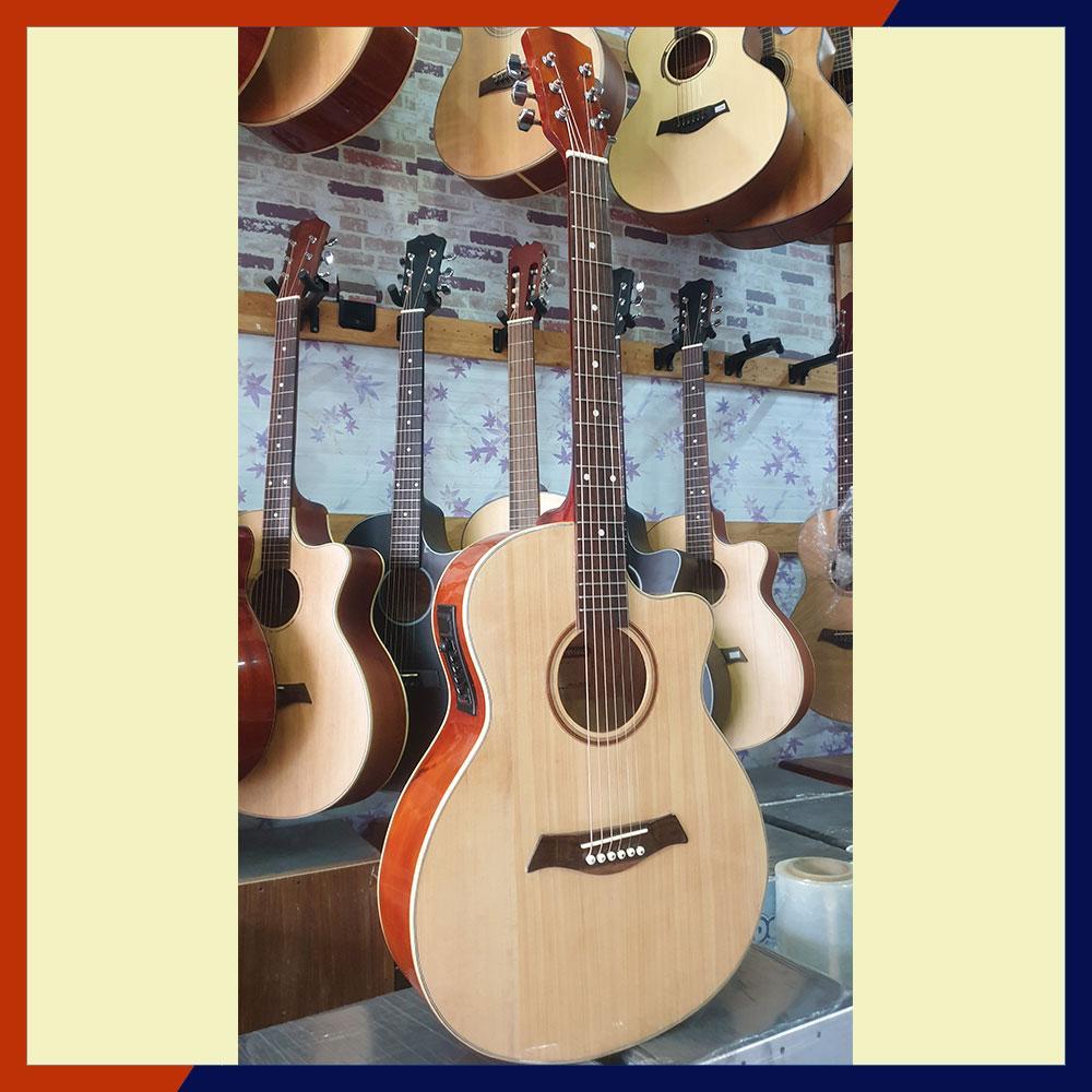 Cơ Hội Giá Tốt Để Sở Hữu Guitar Có EQ - Acoustic