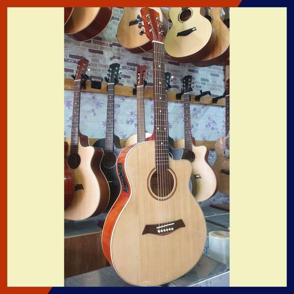Guitar có EQ - Acoustic