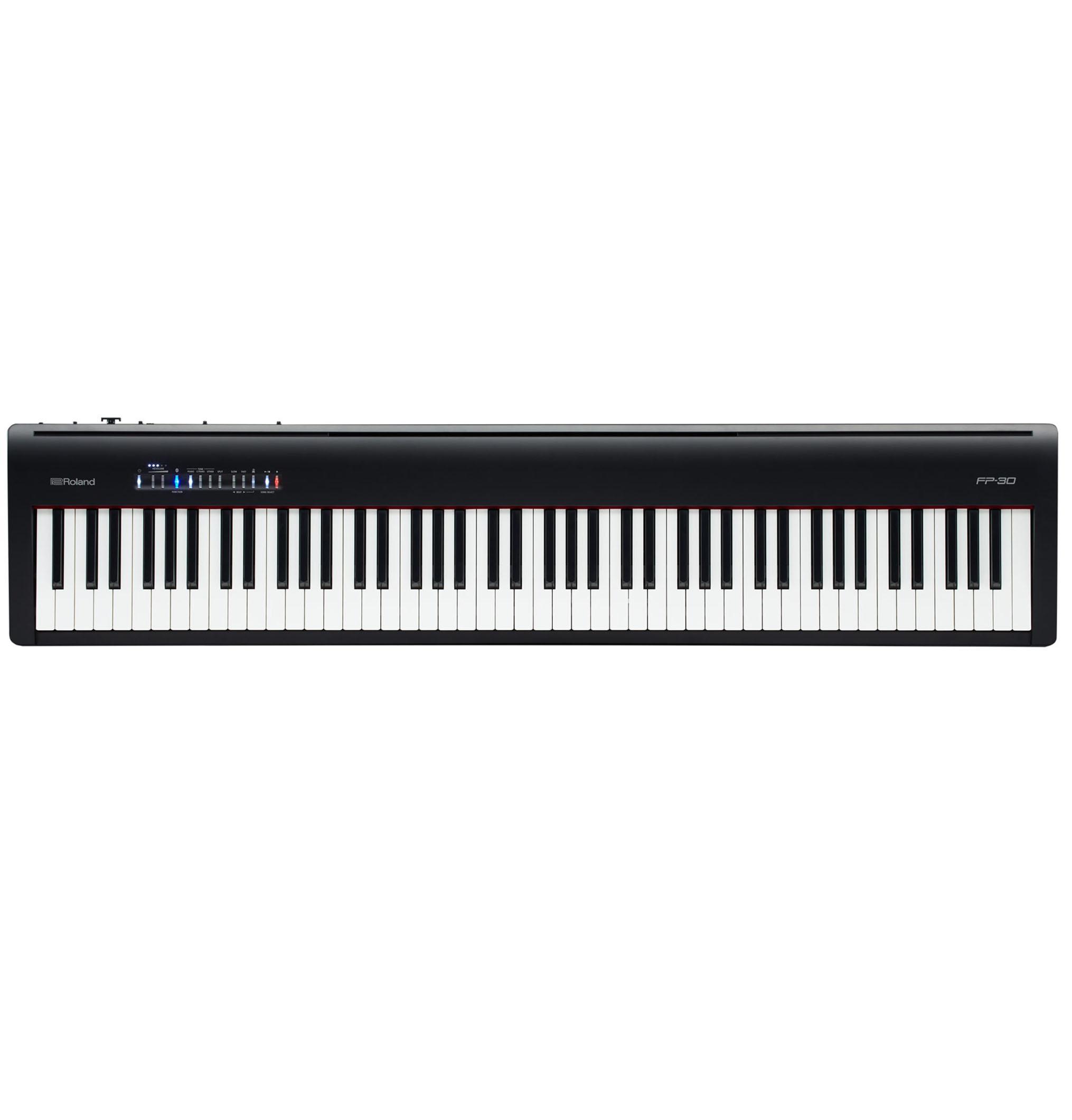 Đàn Piano điện Roland FP-30 Digital Piano Black - Roland FP-30BK Giá Ưu Đãi Nhất