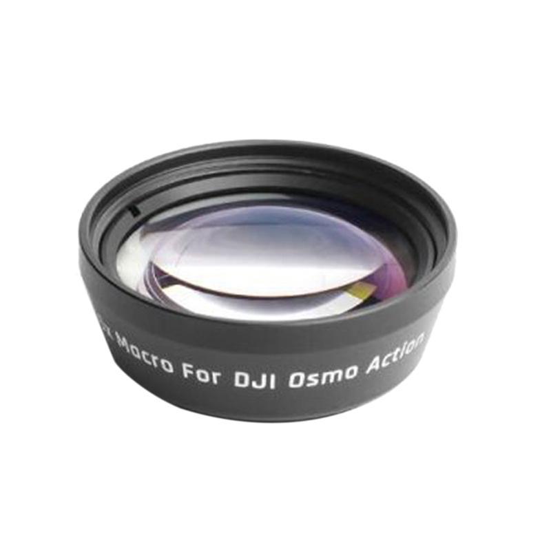 Giá Additional 15x Macro Lens Macro Hd Anti-Shake Portable Camera Lens Filters For Dji Osmo Action Camera