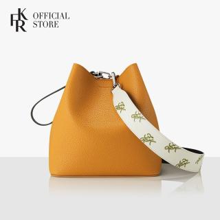 Túi đeo chéo nữ Find Kapoor Pingo Bag 23 Basic Pattern Set FB20PBTN2MT - màu mù tạc thumbnail