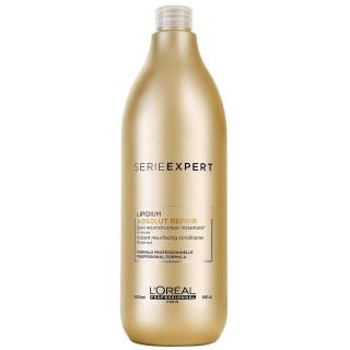 Dầu xả phục hồi tóc hư tổn LOREAL PROFESSTIONAL Absolut Repair Lipidium-1000ml thumbnail