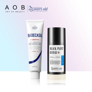 Combo làm sạch và dưỡng da hoàn hảo Badecasile P-Original 30g + Black Paint Rubar Cleansing Stick 45g thumbnail