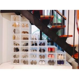 Hộp đựng giày cao cấp Việt Nhật nội thất tủ xếp giày phụ kiện phòng khách thời trang kệ đựng giày hộp bảo quản giày tiện dụng đồ dùng đựng giày cao cấp hộp chứa giày nhựa cứng thumbnail