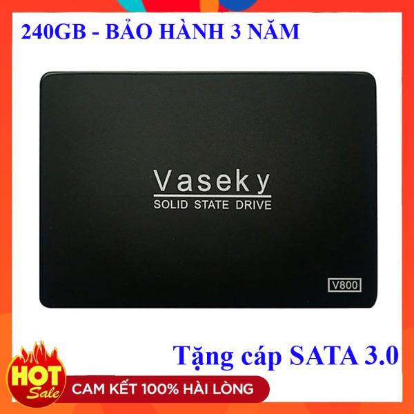 Giá Ổ cứng SSD Vaseky 240GB 120GB SATA III - Tặng cáp sata