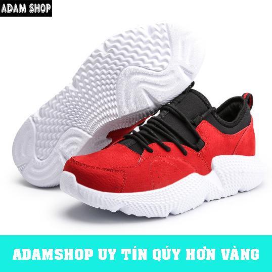 Giày sneaker nam hàn quốc 2019 (Giá Cực Shock) - ADAM SHOP(AD08)