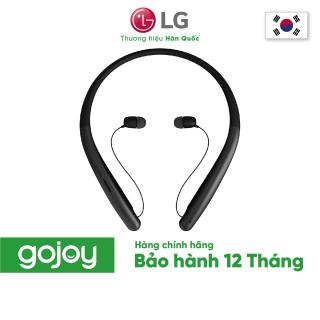 Tai nghe BlueTooth LG HSB-SL6S Màu Đen- Bảo hành chính hãng 12 tháng thumbnail