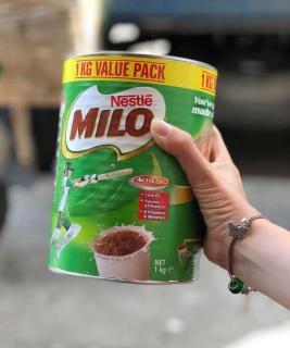 Sữa Milo Úc hộp 01kg-Date 2022 thumbnail