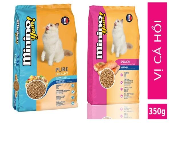 Hanpet  (bao 7kg 20 gói & 1,5kg & 350gr) thức ăn viên cao cấp cho mèo mọi lứa tuổi - (hanpet 203