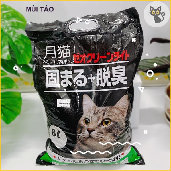 Cát vệ sinh cho mèo - Cát Nhật Bản - 8L