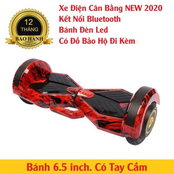 Giá bán Xe Điện Cân Bằng Bánh 6.5 inch (Loa Kết Nối Bluetooth)