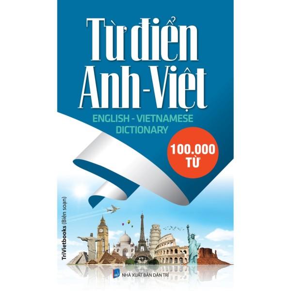 Mua Từ điển Anh - Việt 100.000 từ