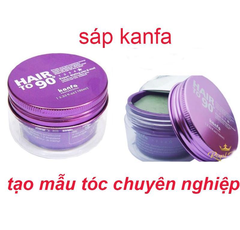 Keo Vuot Toc Cho Nam-Keo Vuot Toc, Sáp Vuốt Tóc Tạo Kiểu Kanfa 90, Vuốt Tóc Đẹp Như Ở Tiệm Mẫu Số 8 giá rẻ